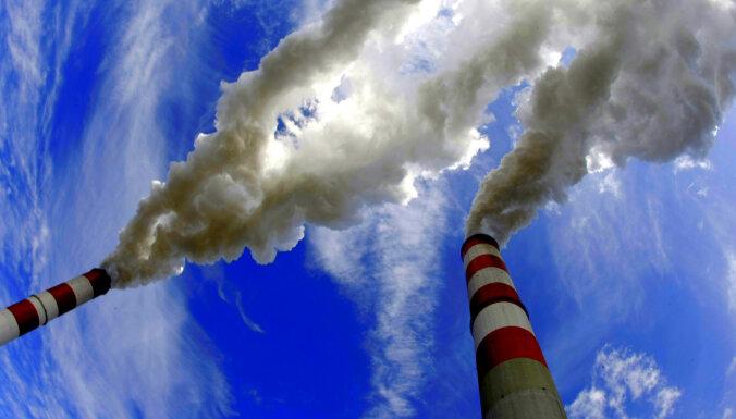Vides piesārņojums izraisa 13% no nāves gadījumiem Eiropā