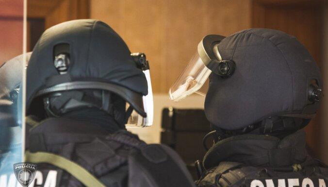 Пурвциемс: спецназ Omega искал в машине взрывчатку