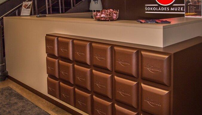 'Laimas' šokolādes muzeja attīstībā investēs 40 tūkstošus eiro