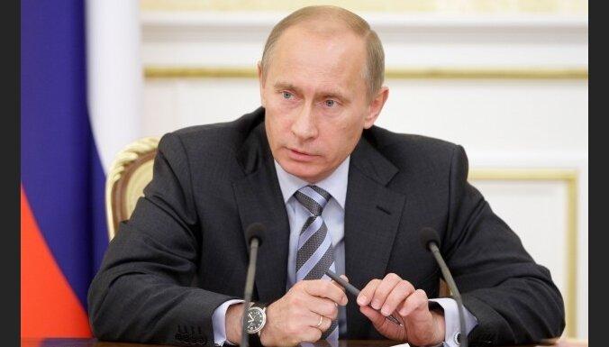Putins atklāj jaunu Krievijas naftas eksporta maršrutu uz Āziju