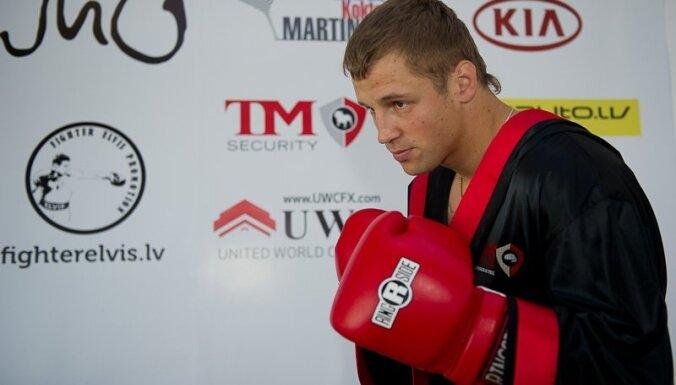 Латвийский боксер вышел на титульный бой
