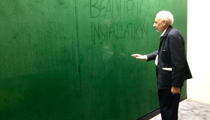 Rīgā būs skatāma Londonas Dizaina biennāles balvu ieguvusī instalācija 'Matter to Matter'