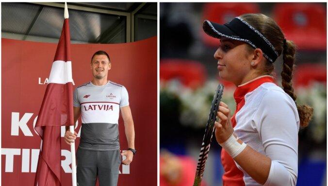 Впервые на Олимпиаде у каждой страны будет по два знаменосца