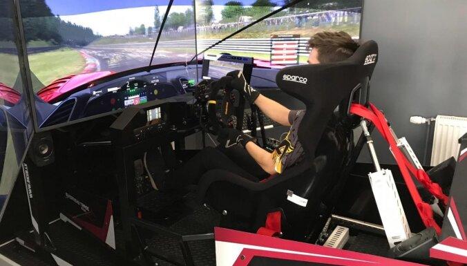 Biķernieku trases simulators pirmo reizi tiks izmantots 'iRacing' 24 stundu sacīkstēs