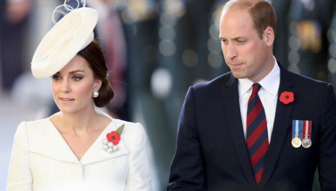 Pasaulē nācis britu karaliskais bēbis – Katrīnai un Viljamam vēl viens dēls