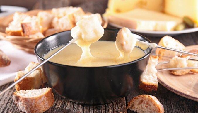 Kā baudīt sieru gardos ēdienos – idejas visai nedēļai