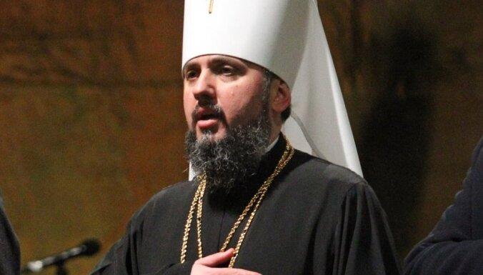 Ukrainā izveidota neatkarīga pareizticīgā baznīca un ievēlēts tās vadītājs