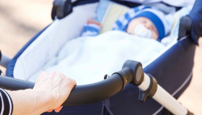 Šogad reģistrēti 14 tūkstoši jaundzimušo – skaita samazinājums novērojams jau ceturto gadu