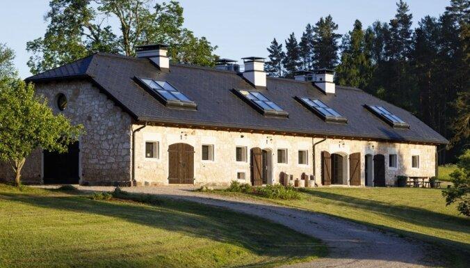 ФОТО. Жилой дом, получивший Премию года в Латвийской архитектуре 2021
