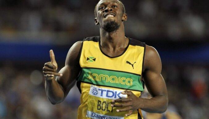Болт и Пирсон — лучшие легкоатлеты 2011 года