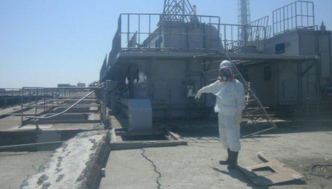 """Остановлена утечка радиоактивной воды с АЭС """"Фукусима-1"""""""