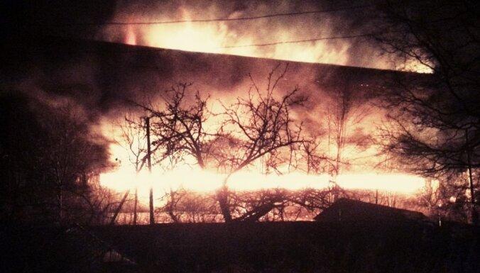 Pašvaldība finansiāli atbalstīs nelaimē nonākušo ģimeni Krapes pagastā