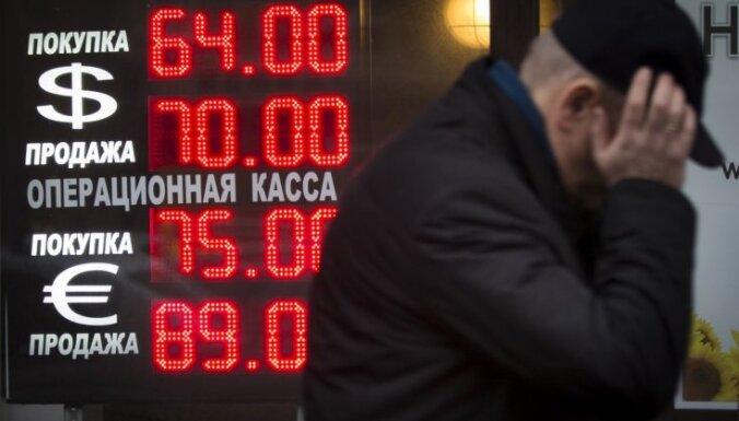 Министр финансов РФ: в начале года курс рубля точно вырастет