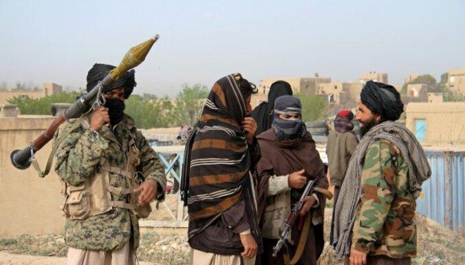 Afganistānā 'Daesh' uzbrukumā bojā gājuši 15 talibi