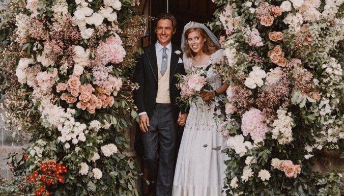 ФОТО. Свадьба принцессы Беатрис: есть королева, но нет принца Эндрю