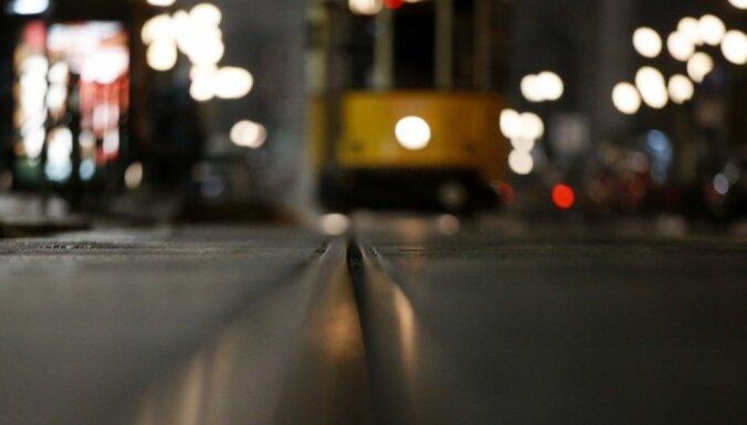 Rīgas satiksme все-таки закончит перепланировку трамвайных путей для трамвая на Сканстес