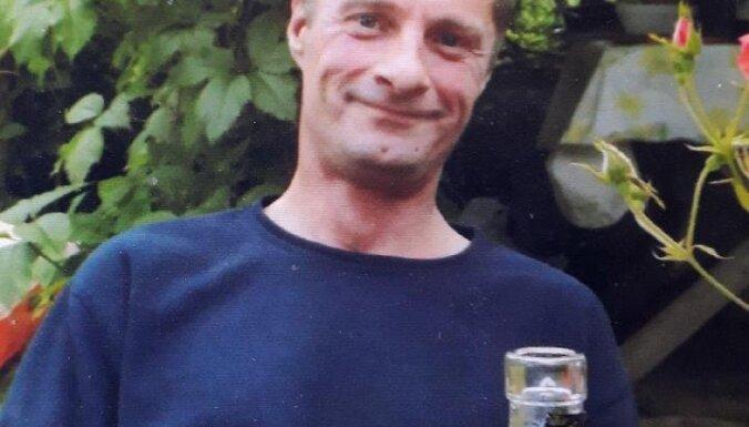 Policija lūdz iedzīvotāju palīdzību Arnolda Gasjuna meklēšanā