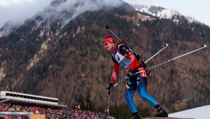 Российская биатлонистка исключена из олимпийского состава из-за допинга