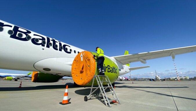 аirBaltic собирается возобновить рейсы в Москву и Киев