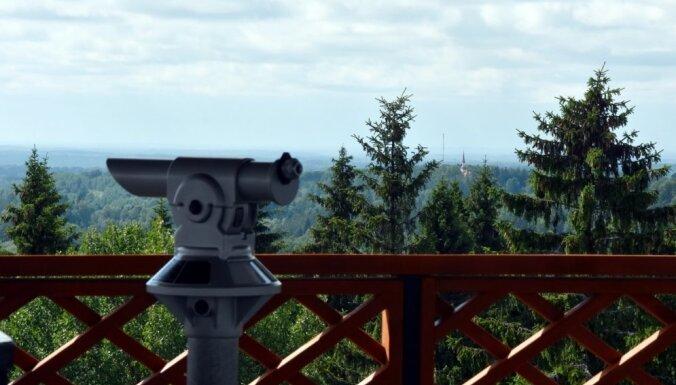 Приграничный тур: шесть смотровых башен в окрестностях Алуксне и в Эстонии