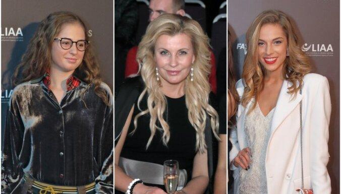 ФОТО: Самые яркие гости и наряды Рижской недели моды