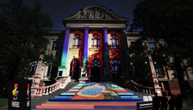 Латвийский художественный музей посетили 360000 человек