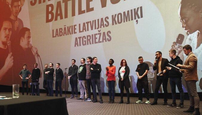 Осенний Stand Up. В рижском ATTA centre пройдет вакцинация юмором на 3 языках