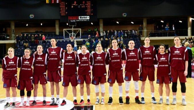 Сборная Латвии начнет чемпионат Европы-2017 матчем с командой России