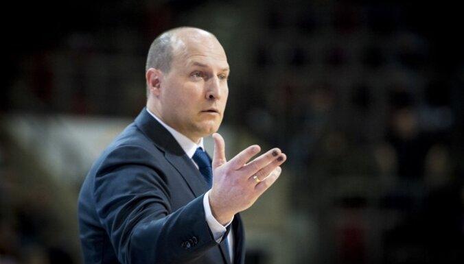Сборная Латвии по баскетболу получила нового тренера