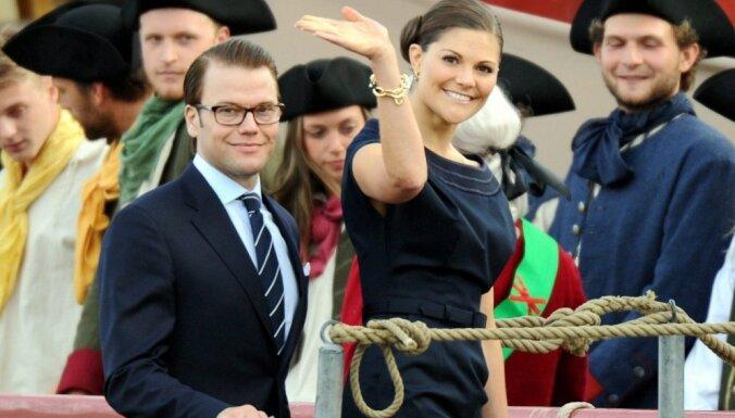 С официальным визитом Латвию посетят кронпринцесса и принц Швеции