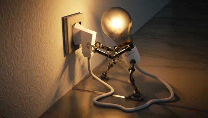 Большая часть Лондона и его окрестностей остались без электричества