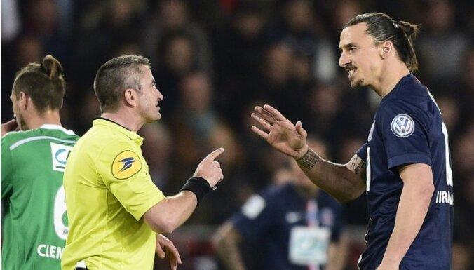 Ибрагимович за оскорбление Франции дисквалифицирован на четыре матча
