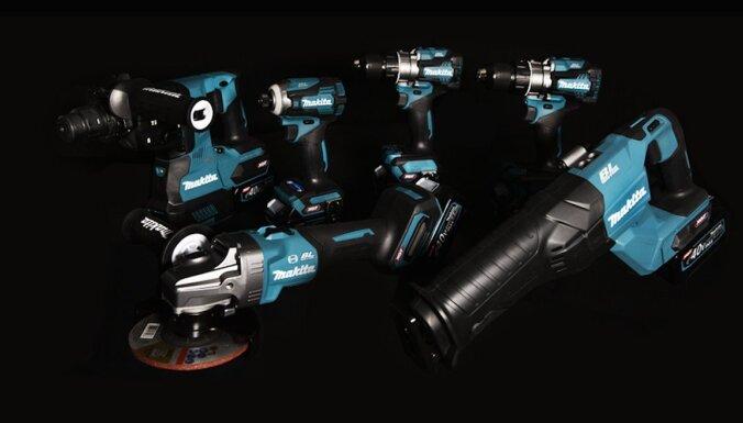 XGT 40 voltu akumulatoru sērija – revolūcija nozarē
