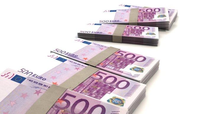 Latvijas finanšu iestāžu peļņa septiņos mēnešos - 258,2 miljoni eiro