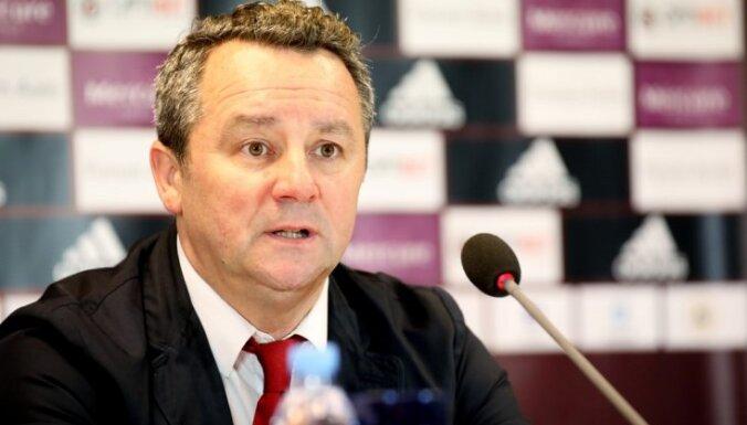 Латвийская федерация футбола рассекретила имя нового тренера сборной