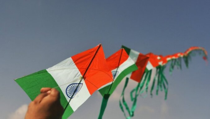 Pūķu lidināšanas laikā Indijā miruši trīs cilvēki