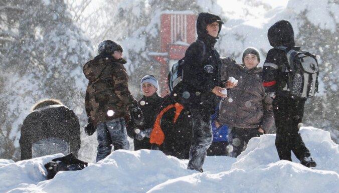 Из-за морозов каникулы у школьников могут начаться раньше