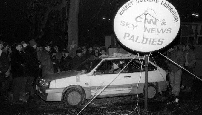 Ilze Krastiņa: Labdien, 1991. gada barikāžu muzej!
