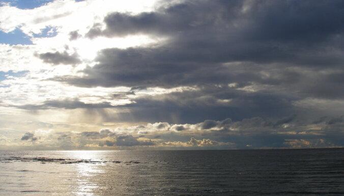 Температура воды в Балтийском море составляет +7 градусов