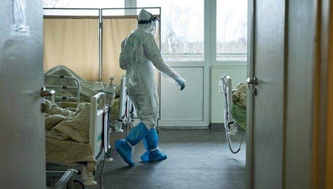 За сутки в Латвии — 622 новых случая Covid-19, скончались десять пациентов