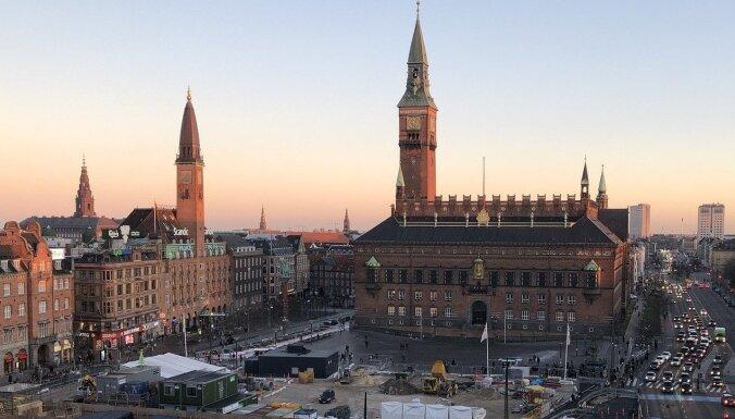 """В Дании прошли протесты против """"коронавирусного паспорта"""""""