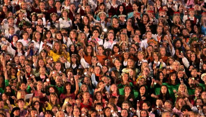 Uz vairākiem dziesmu svētku koncertiem biļetes vairs nav pieejamas