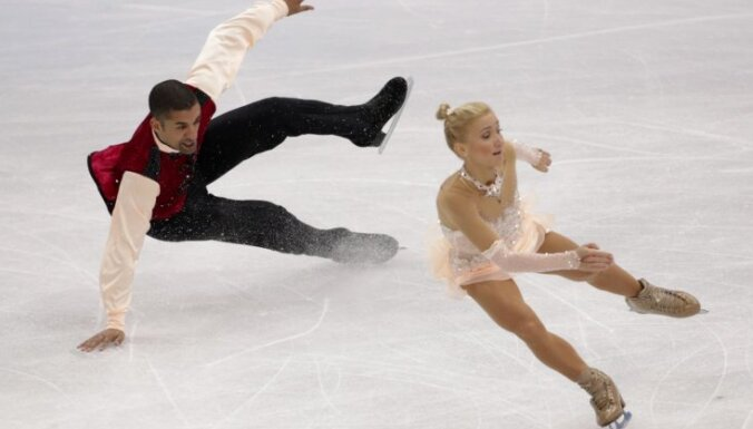 Robin Szolkowy un Aliona Savchenko