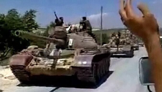 """Турция и Иордания окружат Сирию """"зоной безопасности"""""""
