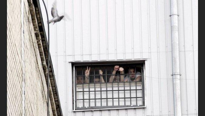 Портал: заключенные в Рижском Централе отказываются от пищи