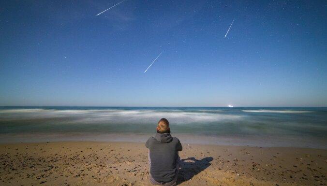 Nepalaid garām! Meteoru plūsmu 'sausuma periodam' tuvojas beigas