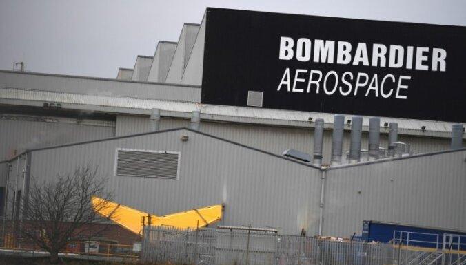 ASV tiesa atceļ importa tarifus 'Bombardier CSeries' lidmašīnām