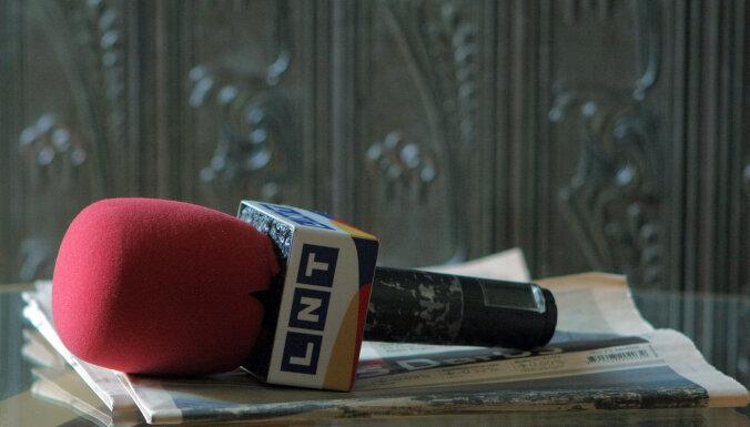LŽA par LNT ziņu dienesta slēgšanu: sliktākais notikums elektronisko mediju pēdējā desmitgadē