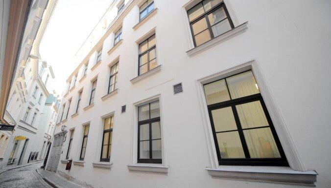 Par 678 tūkstošiem eiro izsolīta bijusī VNĪ biroja ēka Vecrīgā