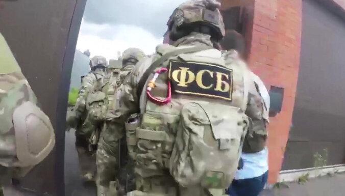 В Крыму задержан подозреваемый в подготовке взрыва